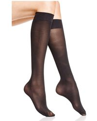 Hue - Revitalizing Knee-high Socks - Lyst