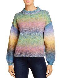 Vero Moda Temba Ombre Stripe Jumper - Multicolour