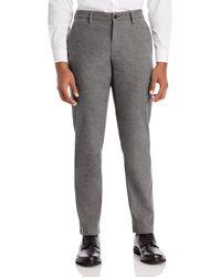 NN07 Karl Regular Fit Trousers - Grey