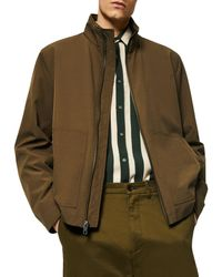 Marc New York Bowers Water Resistant Jacket - Green