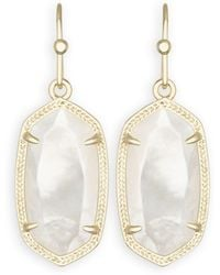 Kendra Scott Dani Drop Earrings - Multicolour