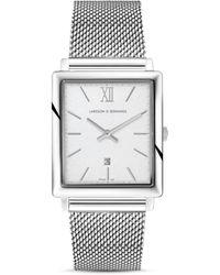 Larsson & Jennings Ljxii Norse Link Bracelet Watch - Metallic