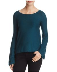 Cupcakes And Cashmere Rex Bell-sleeve Jumper