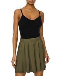 Vero Moda Lonnie Ribbed Bodysuit - Black