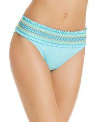 Bleu Rod Beattie - Smock It To Ya Hipster Bikini Bottom - Lyst