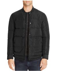 W.r.k. - Reed Quilted Bomber Jacket - Lyst