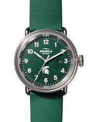Shinola Detrola Watch - Green