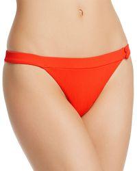 Red Carter - Beach Chic Paige Bikini Bottom - Lyst