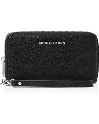 MICHAEL Michael Kors Large Flat Multifunction Phone Case - Multicolour