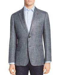 Armani - Emporio Regular Fit Tailored Jacket - Lyst