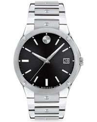 Movado Se Watch - Black