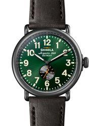 Shinola The Runwell Watch - Green