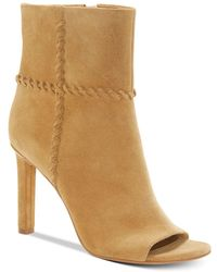 Vince Camuto Women's Sashane High Heel Booties - Multicolour