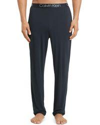 Calvin Klein Sleep Trousers - Black