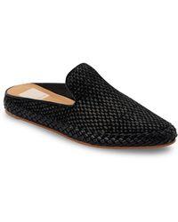 Dolce Vita Odis Slip On Flats - Black
