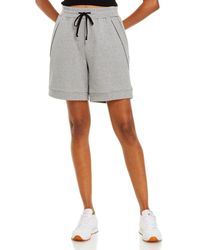 3.1 Phillip Lim French Terry Shorts - Grey