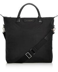 Want Les Essentiels De La Vie O'hare Nylon Tote Bag - Black