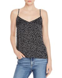 Equipment - Layla Printed Silk Camisole Top - Lyst