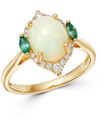 Bloomingdale's Opal - Metallic