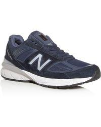 New Balance 990v5 - Blue