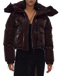 Helmut Lang Liquid Puffer Jacket - Black