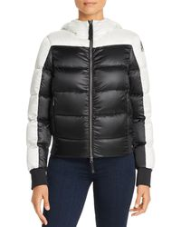 Parajumpers - Mariah Color - Blocked Down Bomber Jacket - Lyst
