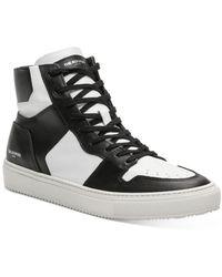 The Kooples High Top Sneakers - Black