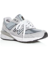 sneakers for cheap 8363d 353f4 New Balance 990V4 - Women's New Balance 990V4 Trainers - Lyst