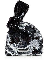 Kendall + Kylie - Michelle Small Satin Mini Bag - Lyst