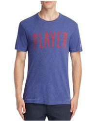 Todd Snyder - Player Graphic Tee - Lyst