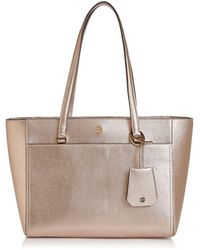 Tory Burch - Robinson Small Tote - Lyst