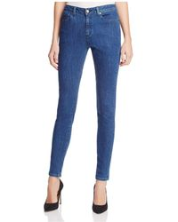 MICHAEL Michael Kors - Selma Skinny Jeans In Antique Wash - Lyst
