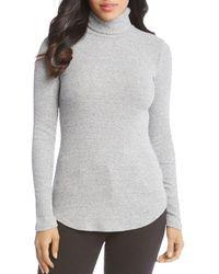 Karen Kane - Turtleneck Sweater - Lyst