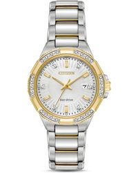 Citizen - Riva Ew2464-55a Analog Watch - Lyst