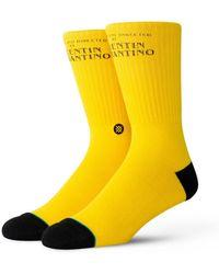 Stance Kill Bill - Yellow