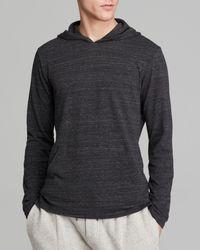 Alternative Apparel Marathon Pullover Hoodie - Black