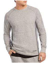 2xist - Mesh Lounge Crewneck Sweatshirt - Lyst