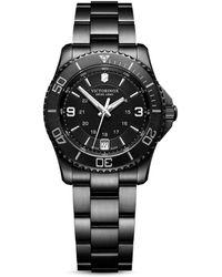 Victorinox Swiss Army Maverick Watch - Black
