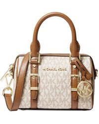 MICHAEL Michael Kors Bedford Legacy Mini Duffel Crossbody - Multicolor