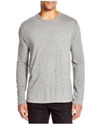 T By Alexander Wang - Classic Long Sleeve Tee - Lyst