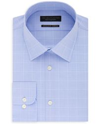 Bloomingdale's - Plaid Regular Fit Dress Shirt - Lyst