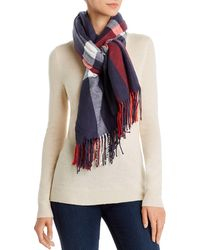 Barbour - Skye Check Scarf - Lyst
