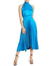 A.L.C. Renzo Midi Dress - Blue