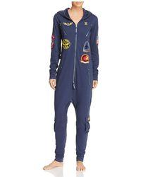 OnePiece Aviator Jumpsuit - Blue