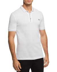 60d2ac591 Lyst - Burberry Brit Cassius Polo Tshirt in Blue for Men