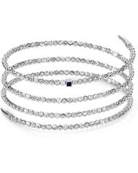 Officina Bernardi Coil Bracelet - Metallic