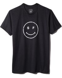 Knowlita - Sf Smiley Tee - Lyst