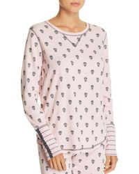 Pj Salvage - Skull Canyon Long Sleeve Top - Lyst