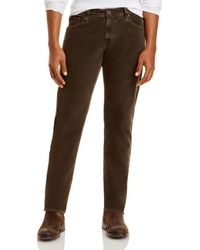 AG Jeans - Tellis Modern Slim Fit Jeans In 1 Year Sulfur Molasses - Lyst