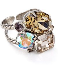 Sorrelli - Statement Cocktail Ring - Lyst